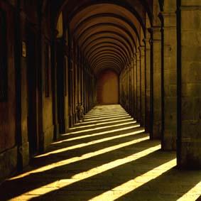 Nyugati szárnyi folyosók Passage_aarset
